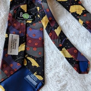 The Beatles Accessories - The Beatles Yellow Submarine Tie